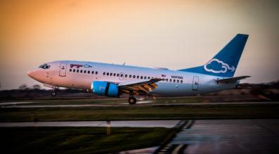 Gogo connected aircraft