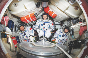 China's Shenzou-9 mission in June 2012 marked the space program's first manned docking. The Chinese Space Station program suffered a setback with this month's Long March 5 failure. But China's commitment suggests the failure will be no more than a blip on the path to completing the project. Credit: Xinhua/Naval War College