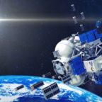 Fregat satellite deployment