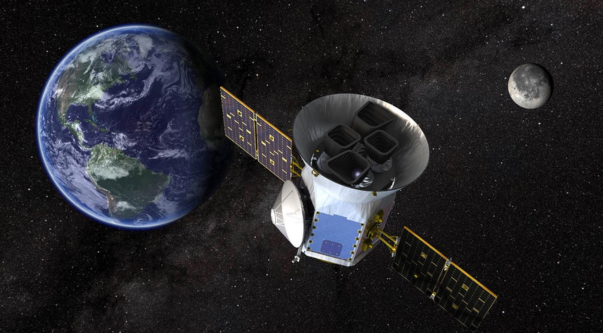 NASA's newest planet hunter starts science operations