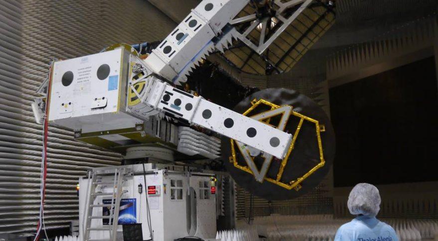Inmarsat EAN satellite