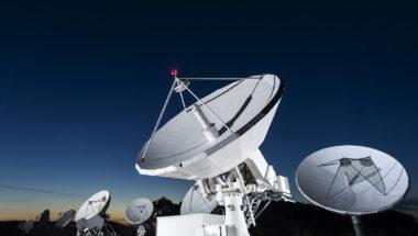 Eutelsat Paris-Rambouillet teleport