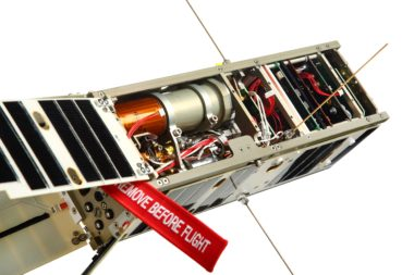 The EPSS system was developed by NanoAvionics for the LituanicaSAT-2 mission. Credit: NanoAvionics