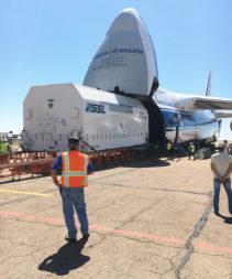 Amazonas-5 Hispasat Antonov Proton ILS