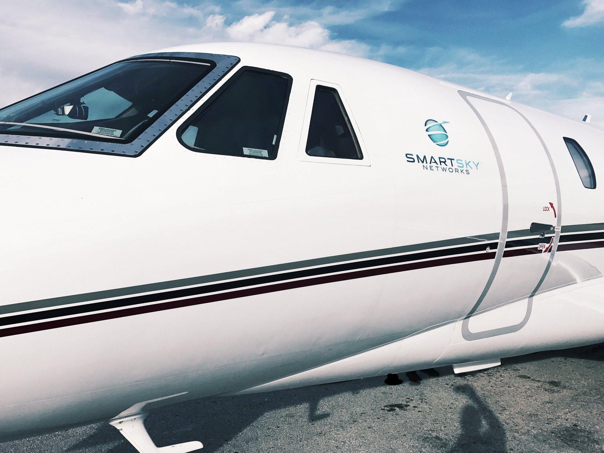 SmartSky Networks ATG BizAv BizJet