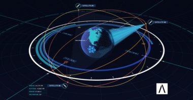 Audacy's constellation is designed to provide high-availability mission critical communications to users anywhere in near Earth space. Credit: Audacy
