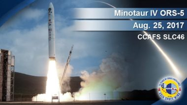 Minotaur IV graphic