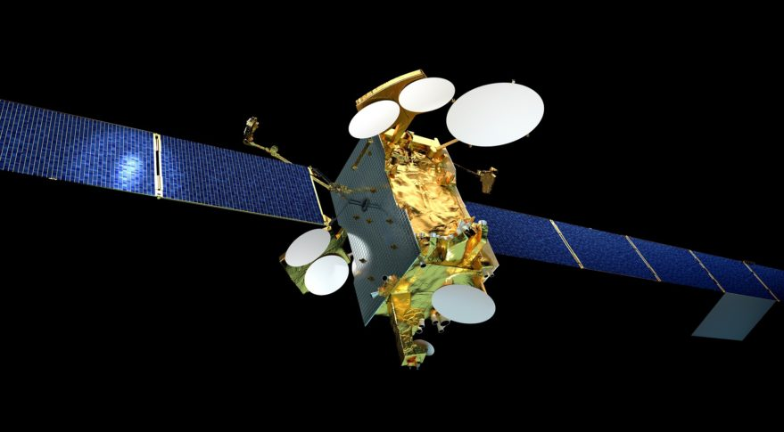 SES-14. Credit Airbus Defence and Space