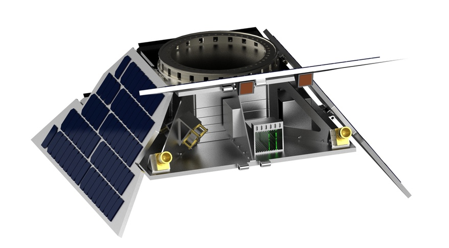 Faraday smallsat