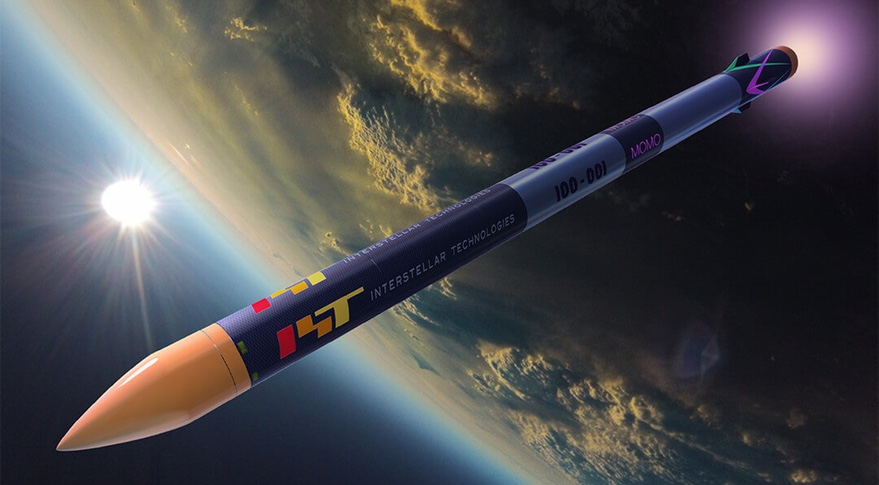 Interstellar Technologies Momo rocket
