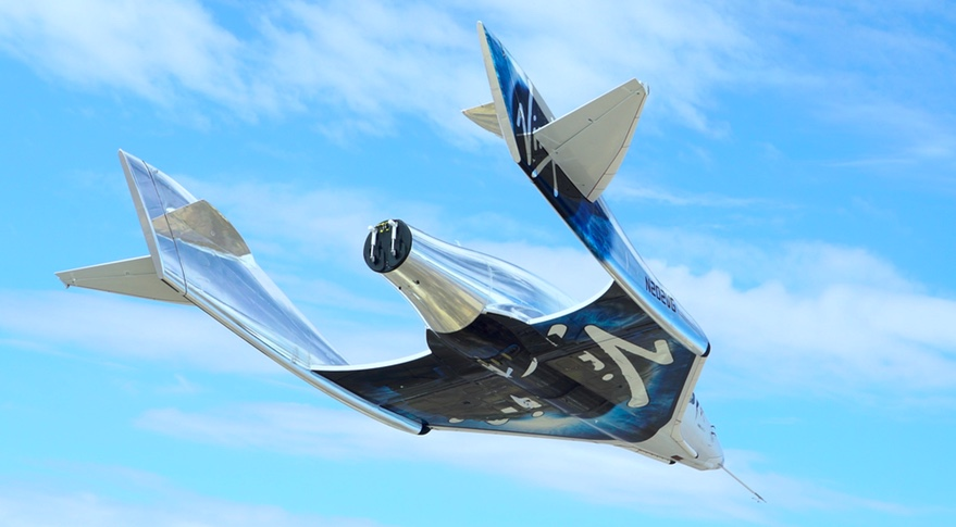 "Virgin Galactic carries out ""dry run"" for powered ..."