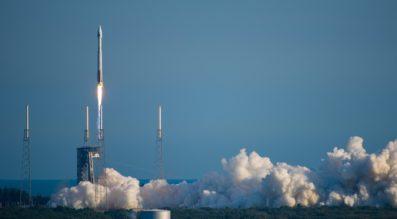 Atlas 5 TDRS-M launch
