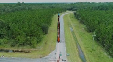 Vector-R launch