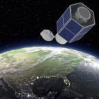 Artist's rendering of future 2HOPSat advanced Earth observation platform. Credit: Hera Systems