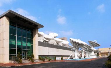 AsiaSat Tai Po Ground Station