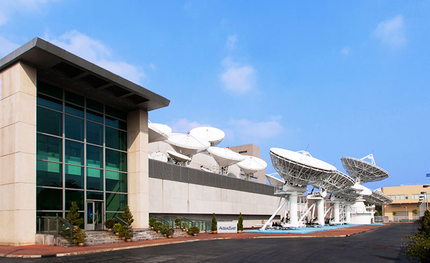 AsiaSat Tai Po Ground Station