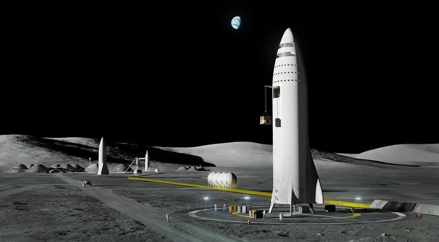 Elon Musk's New SpaceX Plans To Get To Mars