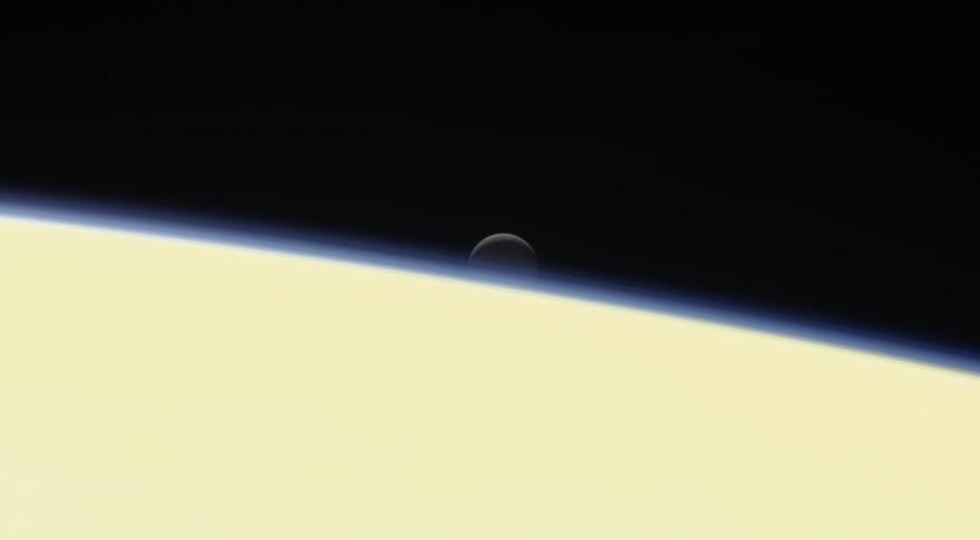 cassini satellite with neptune - photo #41