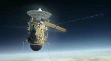 Cassini plunge