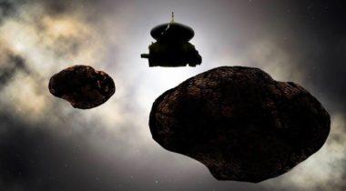 New Horizons KBO flyby