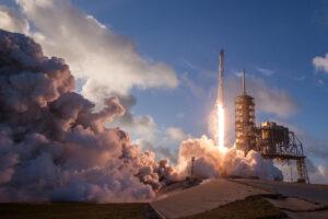 SpaceX NROL-76 Falcon 9