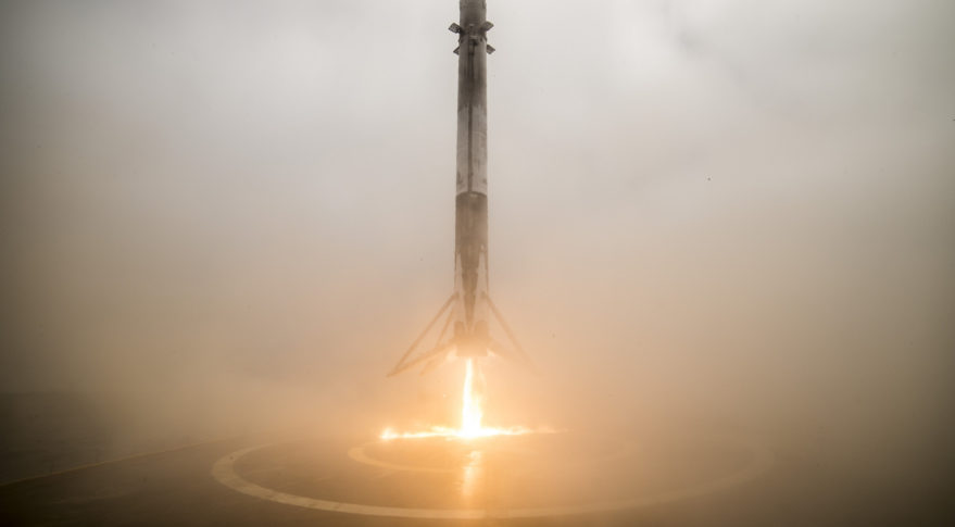 Falcon 9 SpaceX Iridium-2
