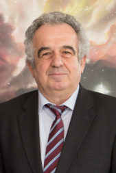 Fritz Merkle, a member of OHB's Executive Board. Credit: OHB