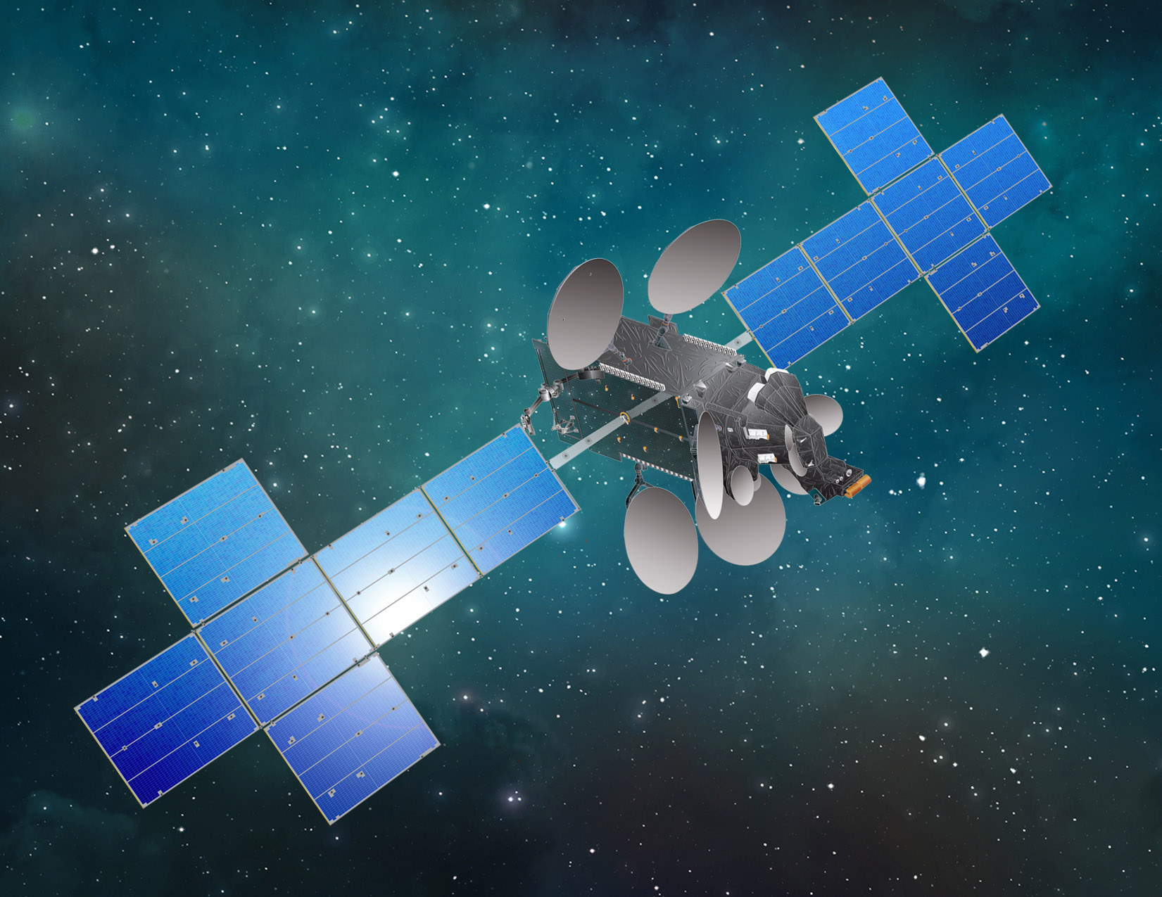 Brazil S Star One Taps Ssl For Satellite Arianespace For