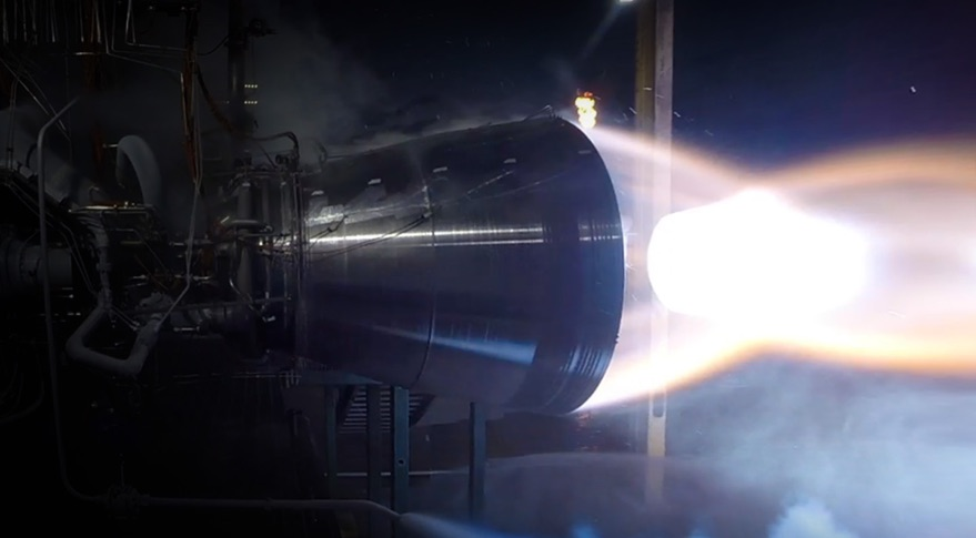 ULA selects Blue Origin to provide Vulcan main engine