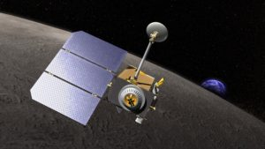 nasa lunar orbiter now supporting commercial and international missions