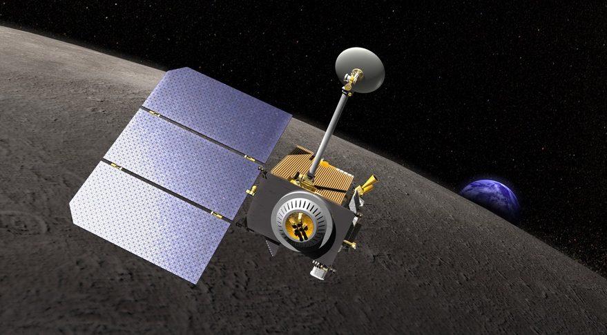 LRO in orbit