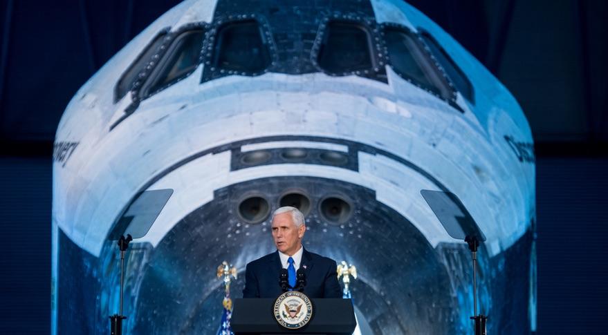 Pence shuttle