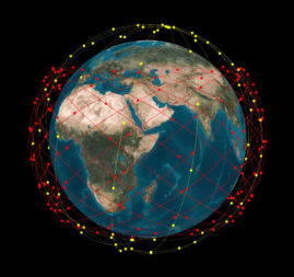 Telesat LEO Constellation Smallsat