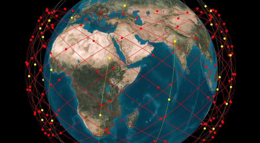 Telesat LEO Constellation Smallsat