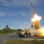 Most of the Army's advanced weapons, including missile defenses, depend on space systems (Army photo)
