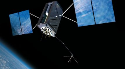 GPS 3 satellite (Lockheed Martin)