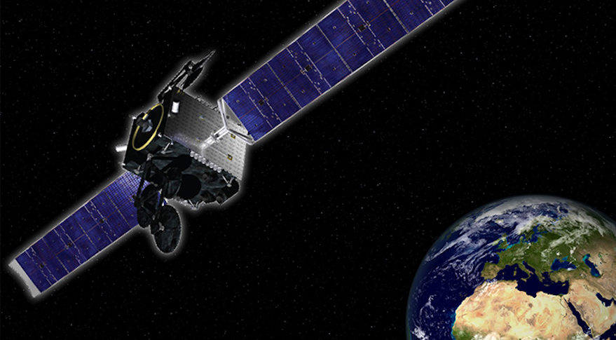 Satellite Operators Working To Attract Military Business - Satellite image