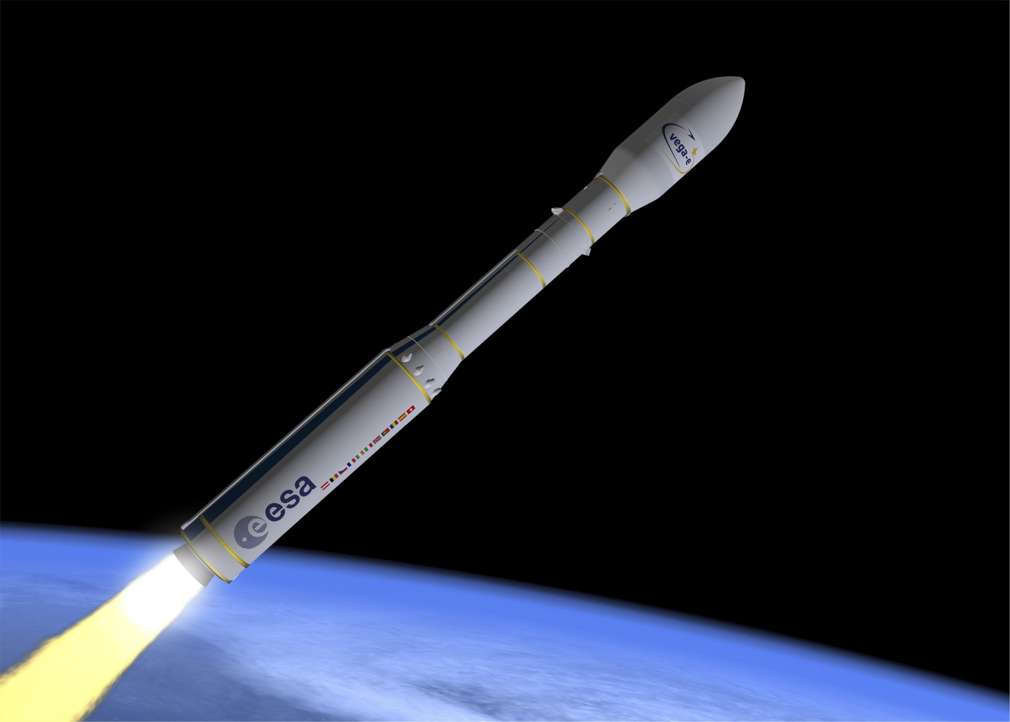 Vega-E Avio ESA
