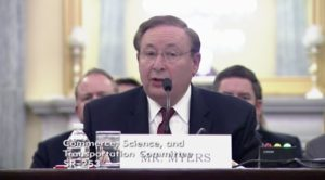 senate committee advances noaa administrator nomination on party line vote