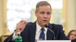 senate committee advances bridenstine nomination on a party line vote