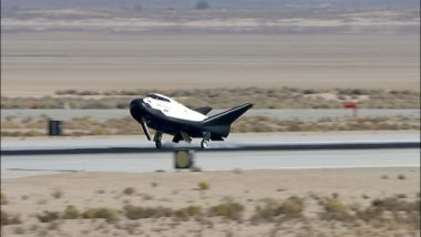 Dream Chaser landing