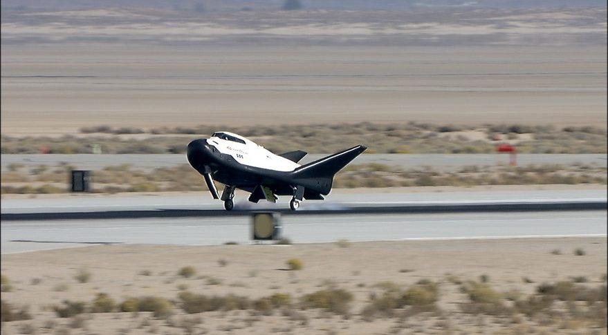 Dream Chaser landing