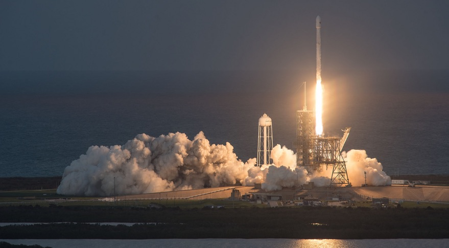 SpaceX Falcon 9 SES-11