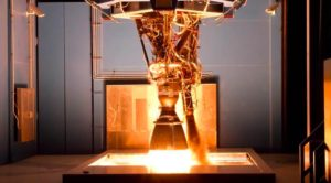 spacex suffers merlin engine test mishap