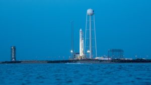 orbital atk looks to antares to handle cargo resupply missions