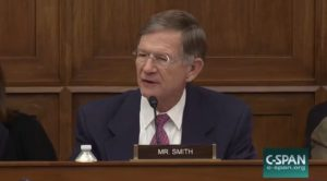 smith disappointed with lack of progress on sls and orion