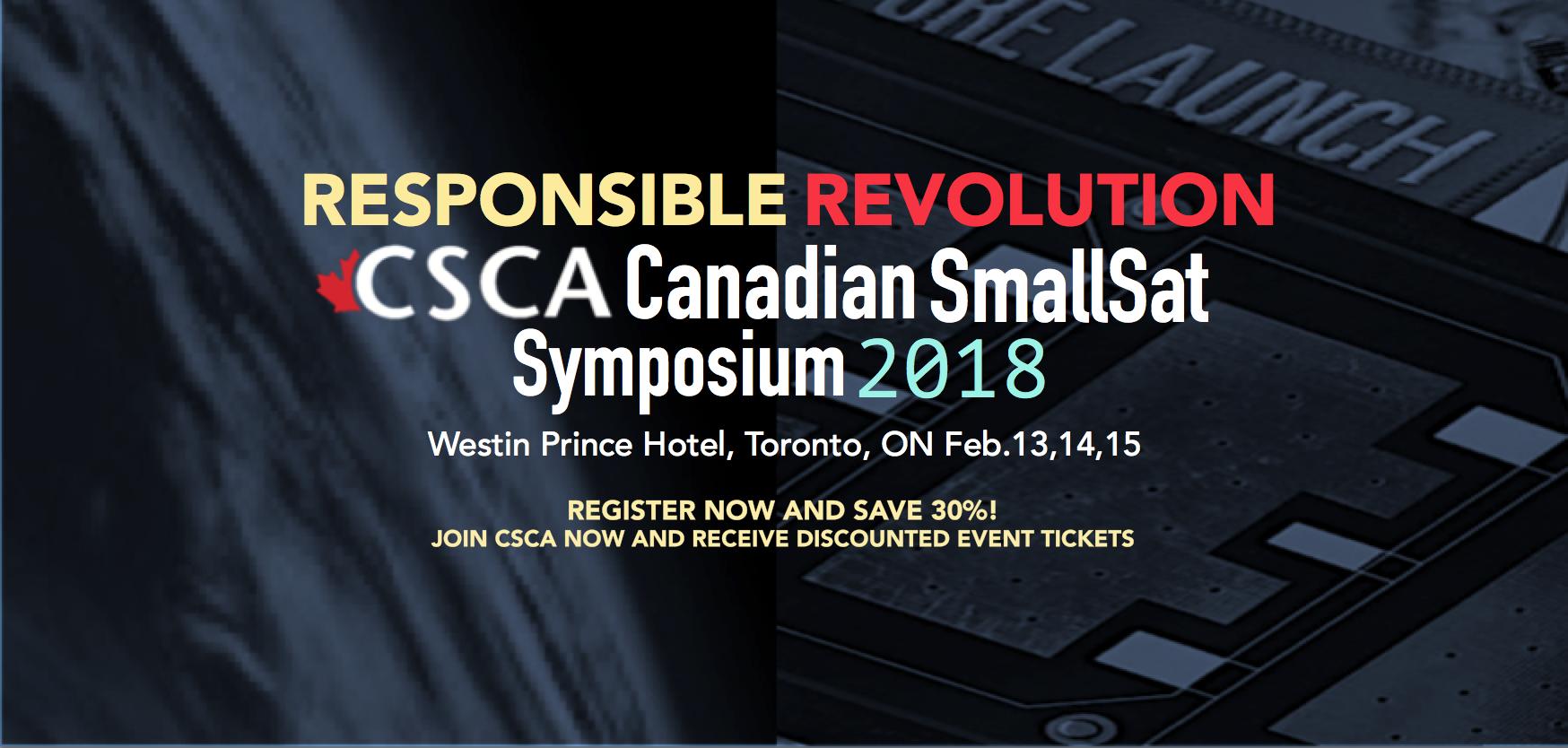 CSCA smallsat cover image