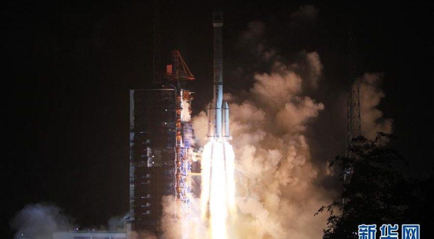 Long March 3B Alcomsat-1