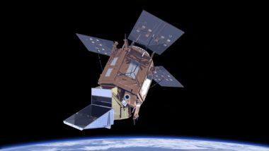 Sentinel-5P ESA Copernicus