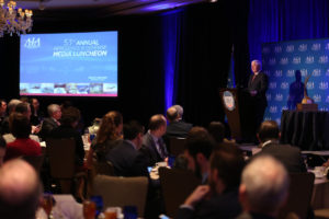 David Melcher, president and CEO of the Aerospace Industries Association
